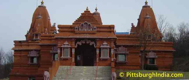 Hindu Jain Temple image © PittsburghIndia.com