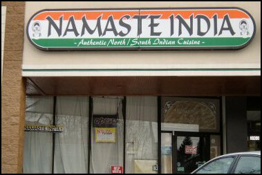 Namaste India © PittsburghIndia.com