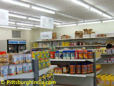 Indian Grocery in Pittsburgh image © PittsburghIndia.com