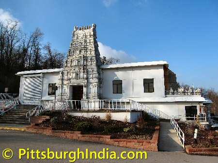 Venkateswara Temple Pittsburgh © PittsburghIndia.com