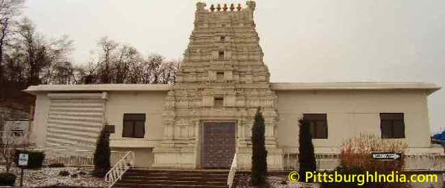 Balaji Temple image © PittsburghIndia.com