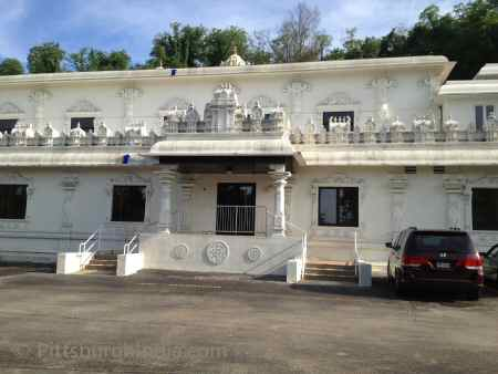 SV Temple Pittsburgh © PittsburghIndia.com
