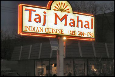 Taj Mahal Mcknight Rd Pittsburgh